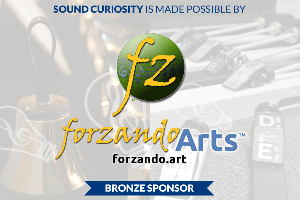 forzandoArts is a Bronze Sponsor for Sound Curiosity